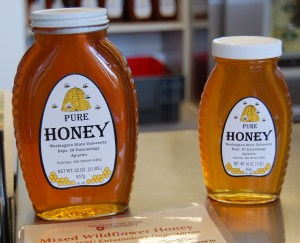 WSU-Produced Honey