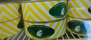 Cans of Cougar Gold